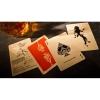 Карты Ace Fultons Casino Sunset Orange от Dan&Dave