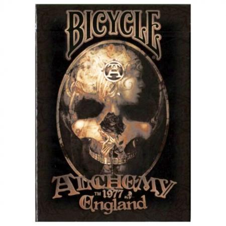 Карты Bicycle Alchemy 2 England Deck, 43577