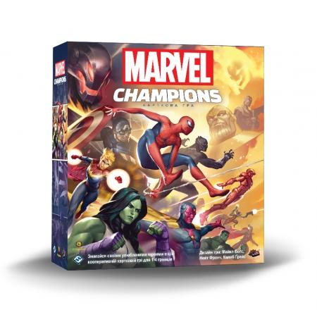 Изображение - Настільна гра Marvel Champions: The Card Game. Fantasy Flight Games (MC01EN) (841333109967)
