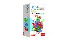 Настольная игра Mistakos Level Up. Стульчики Лесенки (Мистакос новий рівень з драбинами), Trefl (01845)