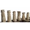 Деревянные шахматы Муменек (Muminek), 50 см, 3124