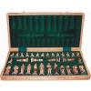 Шахматы из полистоуна Египет, 65 см, 3157