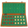 Шашки на 64 клетки, 40 см, 2088 (208802) Wegiel