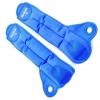 Утяжелители для рук 2 x 1,0 кг, Reebok RAEL-11071BL