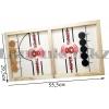 Изображение 4 - Настольная игра на ловкость Pucket game (Эластик | Fast Sling Puck | цубокири | Пукет | Чапаев). Xctoys (2440)