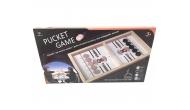 Изображение - Настольная игра на ловкость Pucket game (Эластик | Fast Sling Puck | цубокири | Пукет | Чапаев). Xctoys (2440)