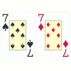 Пластиковые карты Fournier European Poker Tour (EPT) red, 1040724-red