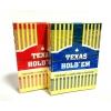 Пластиковые карты Texas Holdem Jumbo Index
