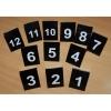 Изображение 2 - Номерки для игры Мафия