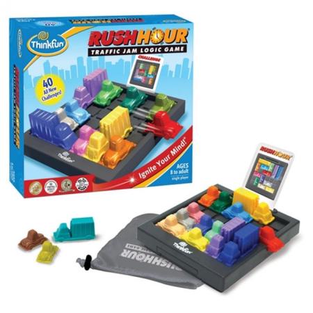 Изображение - Час пик - игра-головоломка, ThinkFun Rush Hour (76336)