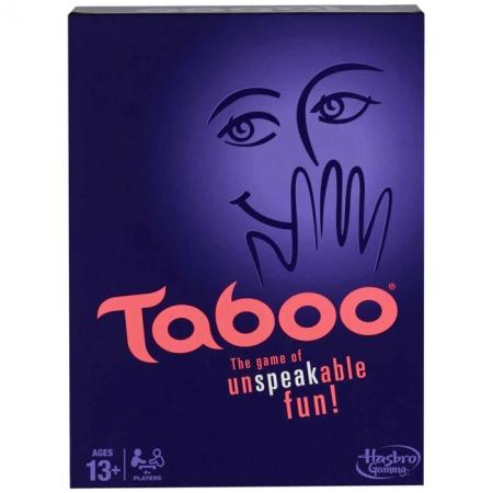 Настольная игра Taboo (Табу) на английском языке. Hasbro