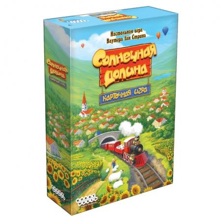 Солнечная долина Карточная игра. Hobby World (915121)