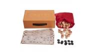 Изображение - Русское лото с деревянными бочонками в картонном кейсе (IG-8820)