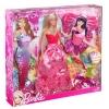 Кукла Принцесса Барби в сказочных костюмах (обновл.), Х9457