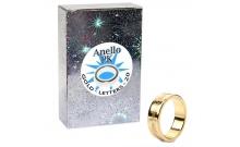Изображение - Магнитное кольцо для фокусов с гравировкой Gold Letters 20 мм