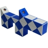 Змейка Рубика (blue-white). Smart Cube. SCT401s