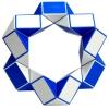 Изображение 12 - Змейка Рубика (red-white). Smart Cube. SCT402s