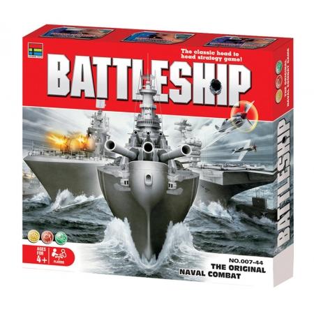 Настольная игра Морской бой   Battleship (007-44)
