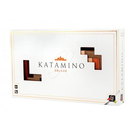 Настольная игра Gigamic KATAMINO DELUXE | Катамино Делюкс (30202)