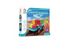Настольная игра Спритна машинка (Шустрые тачки). SMART GAMES (SG 018 UKR)