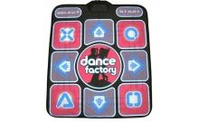 Танцевальный коврик, для PC. Dance factory