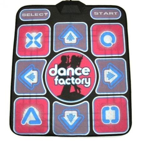 Танцевальный коврик, для PC. Dance factory Stepmania
