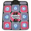 Танцевальный коврик, TV и PC. Dance factory. 16 bit