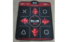 Танцевальный коврик, TV и PC. DDR GAME. 32 bit + карта памяти