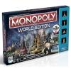 MONOPOLY Here & Now WORLD Edition | Монополия Всемирное издание на английском языке