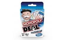 Карточная игра Монополия Сделка   Monopoly Deal (на русском). Hasbro (E3113)