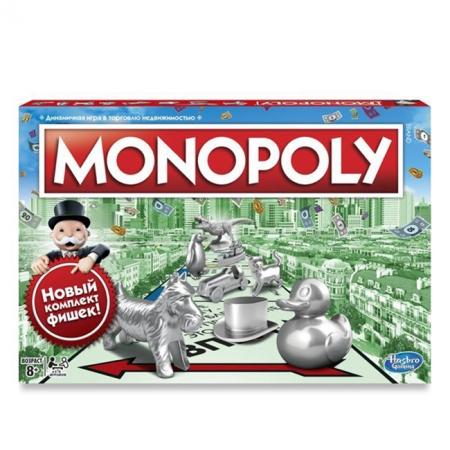 Изображение - Настольная игра Монополия (на русском языке) Hasbro (C1009121)