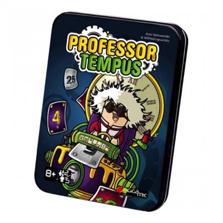 Professor Tempus (Професор Темпус) - Настольная игра
