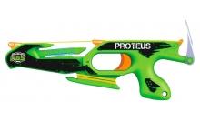 Proteus, оружие, которое стреляет резинками, Super Impulse, 611