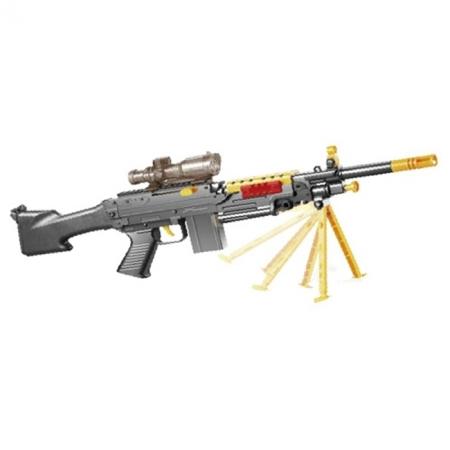 Пулемет X-Бластер Сталкер Элит: 650 гидропуль, 10 стрел + мишень и очки, XH-033