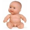 Пупс младенец мальчик европеец, без одежды, 22 см, Paola Reina, 31016