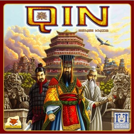 Qin (Цинь) - Настольная игра