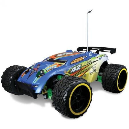 Радиоуправляемая машина Baja Beast, Maisto 81132 blue
