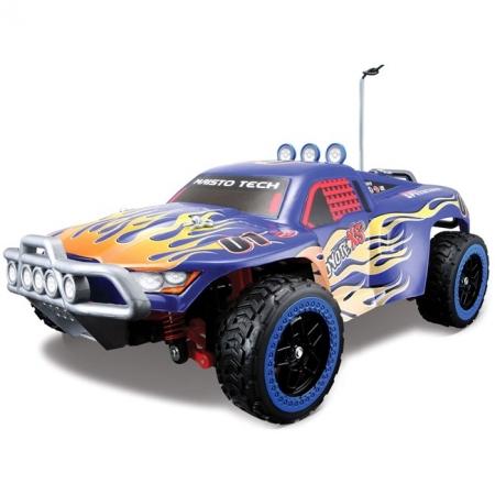 Радиоуправляемая машина Coyote XS, Maisto 81131 blue MAISTO