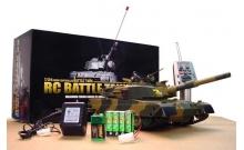 Радиоуправляемый танк Тип 90 (1:24), HENG LONG (3808)