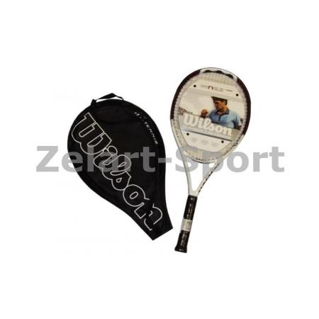 Ракетка для большого тенниса WILSON WRT581500-2 N6.3 HYBRID grip 2