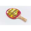 Ракетка для настольного тенниса 1 штука GD FIGHTER 3star MT-5689 (древесина, резина) 92304