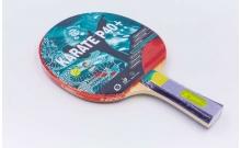 Ракетка для настольного тенниса 1 штука GD KARATE P40+ 4star MT-5691 (древесина, резина) ST12402P