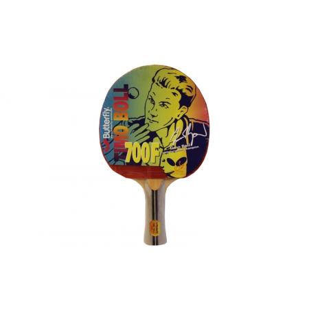 Ракетка для настольного тенниса BUTTERFLY (1шт) 15940 TIMO BOLL 700F (древесина, резина)