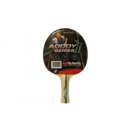 Ракетка для настольного тенниса BUTTERFLY (1шт) 16250 ADDOY II-A1 TT-BAT (древесина, резина)
