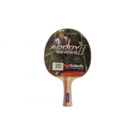 Ракетка для настольного тенниса BUTTERFLY (1шт) 16270 ADDOY II-F2 TT-BAT (древесина, резина)