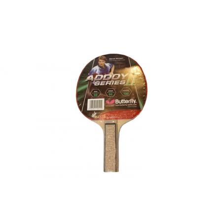 Ракетка для настольного тенниса BUTTERFLY (1шт) 16290 ADDOY II-S1 (древесина, резина)