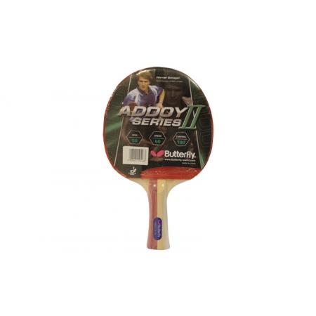 Ракетка для настольного тенниса BUTTERFLY (1шт) 16330 ADDOY II-F3 (древесина, резина)