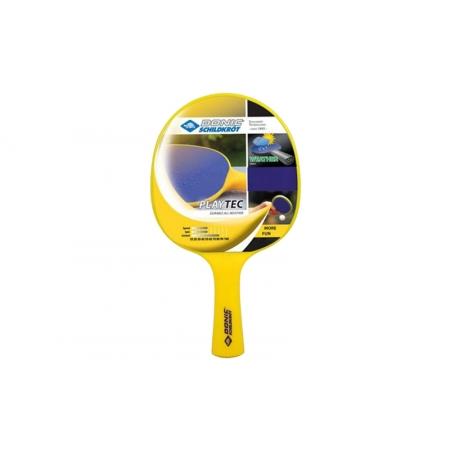 Ракетка для настольного тенниса DONIC (1шт) ALLTEC MT-703011 PLAYTEC (пластик, резина)