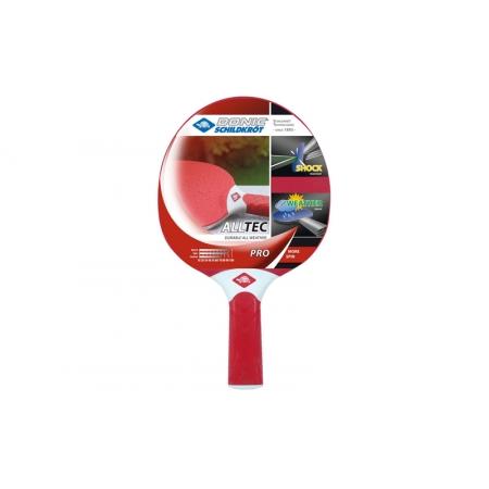 Ракетка для настольного тенниса DONIC (1шт) ALLTEC MT-733012 PRO (пластик, резина)