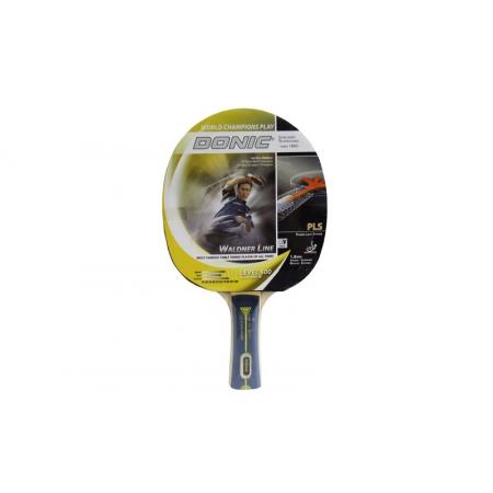 Ракетка для настольного тенниса DONIC (1шт) LEVEL 500 MT-723064 WALDNER (древесина, резина)